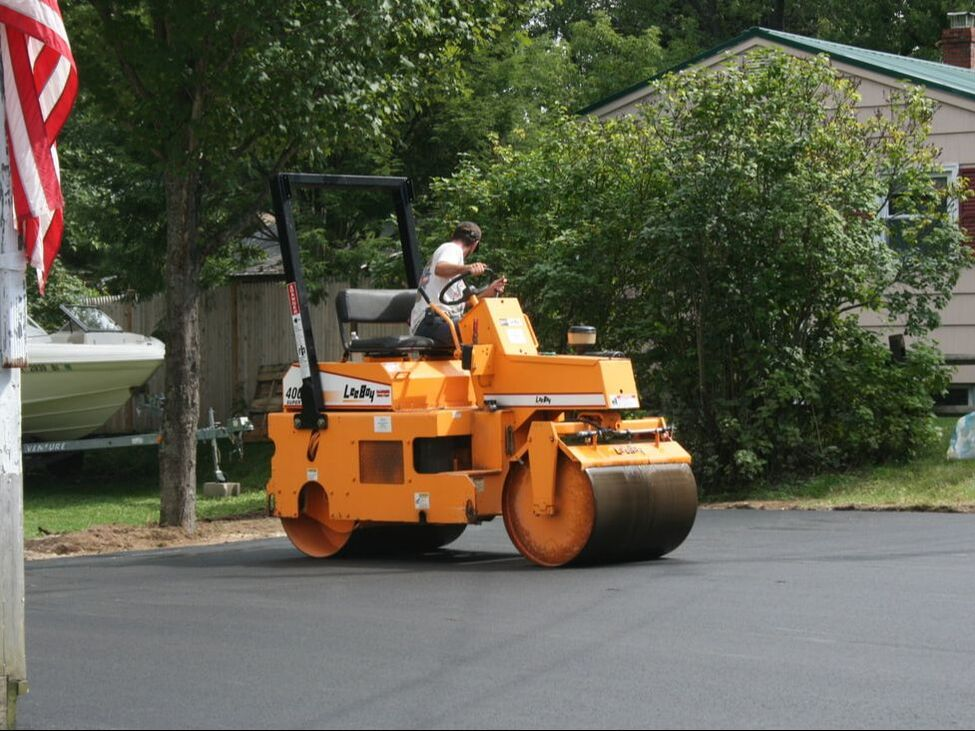 paving company rochester nh